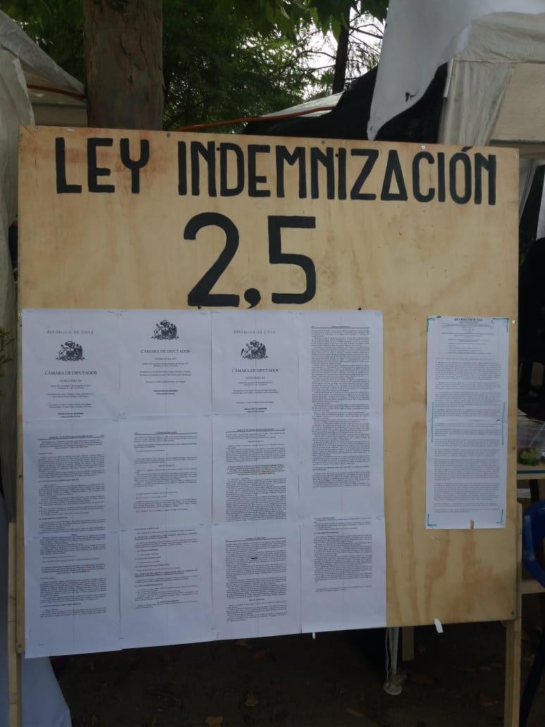 Ley del 2.5, nuestro derecho a indemnización. ¡Conócela!